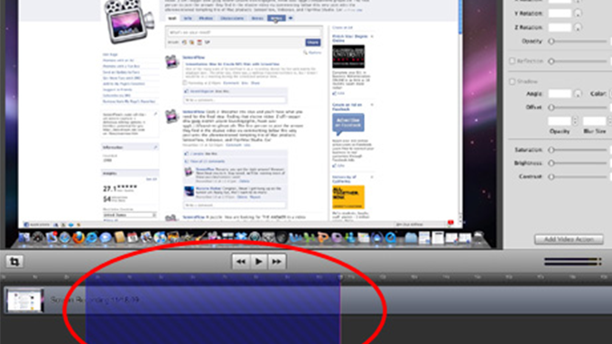 Export Just a Portion of Your Screencast
