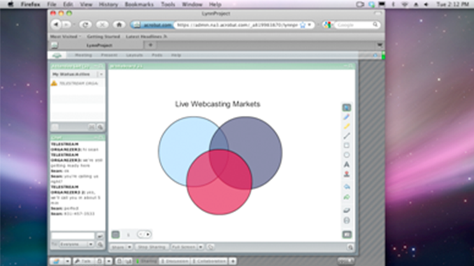 Tips for Using ScreenFlow to Record a Webinar