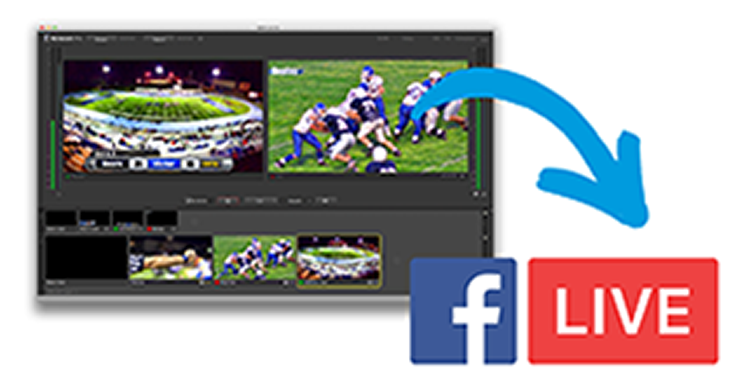 Stream to Facebook Live directly from Wirecast!