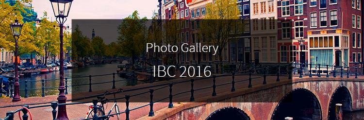2016 IBC Photo Gallery