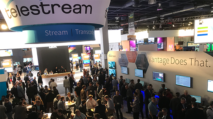 2017 NAB Show Photo Gallery