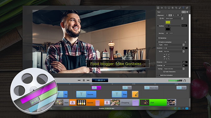 ScreenFlow 7 includes text animation, a new media library & more!