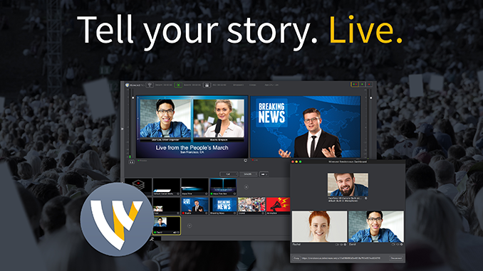 Introducing Wirecast 8: New Peer-to-Peer Conferencing, Facebook Live Comments, Multi-Viewer and More!