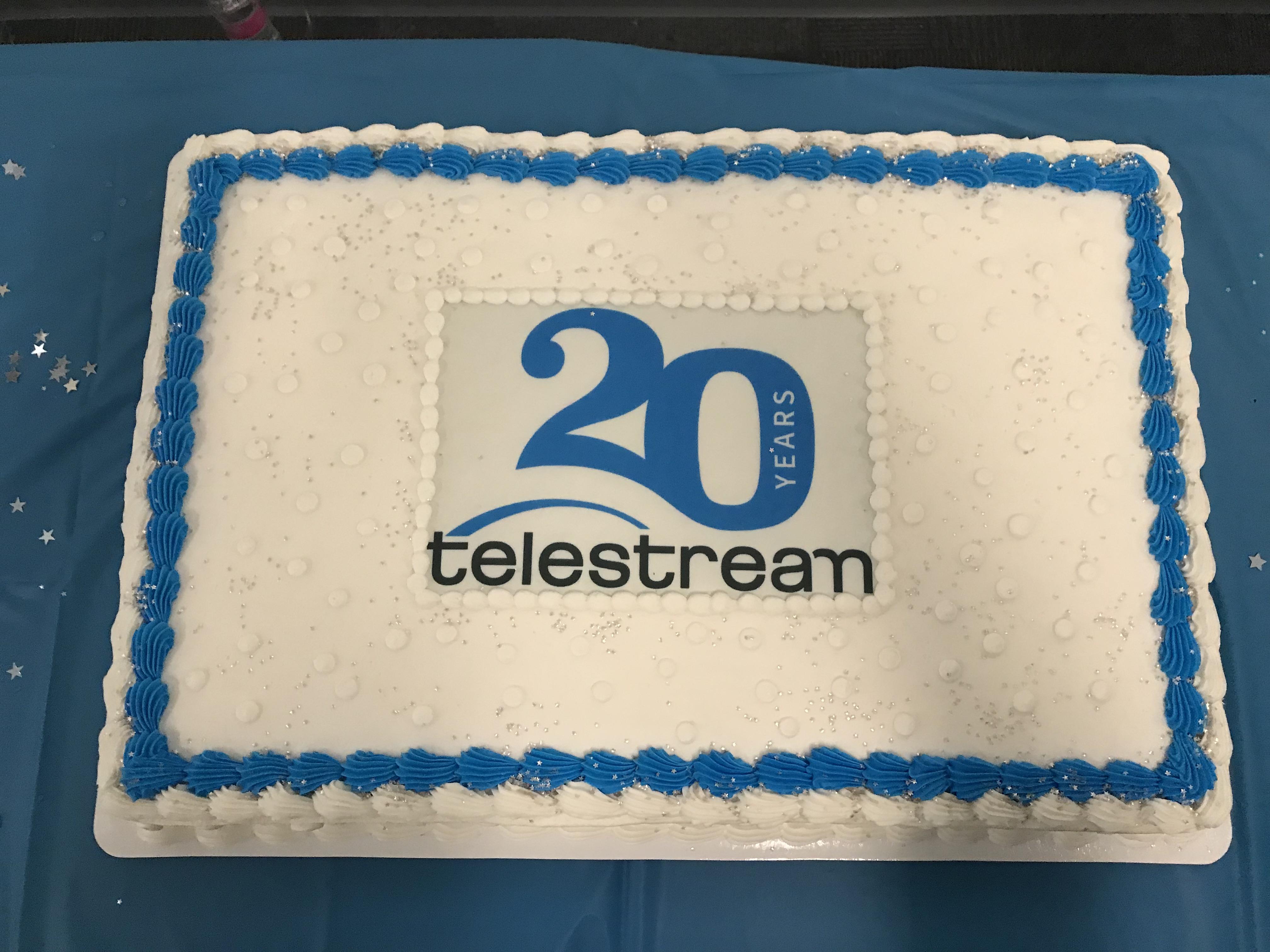 Telestream Celebrates 20 years!